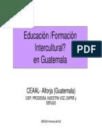 Ed Intercultural Guate