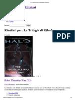 La Trilogia Di Kilo-5