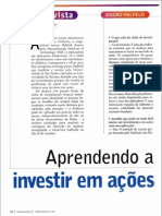 Bovespa - do a Investir