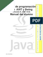 Curso de Java2 AWT y Swing Tutoriales Hackro