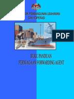 Forwarding Agent Guideline