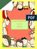 CARACTERISTICAS DEL NIÑO