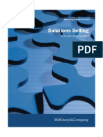Mckinsey Solution Selling