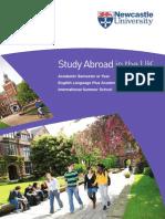 Study Abroad 2012-13