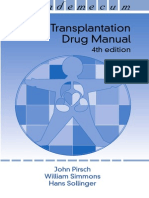 J Pirsch - Transplantation Drug Manual 4th 2003