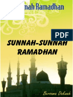 Sunnah Sunnah Ramadhan
