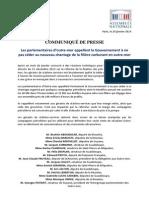 20140129 CdP GPatient Reponse Chantage Distribution Carburant
