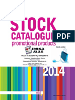 Stock Catalogue 2014 Iberia Pvp Modifi Reducido