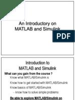 MatLab SiMuLink Tutorial