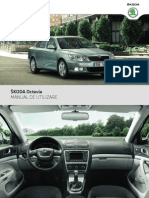Skoda Octavia Owner's Manual