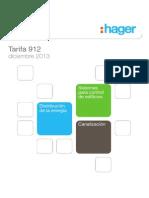 201312 Hager Tarifa 912