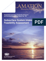 Report153 Sub-surface Intake Feasibility Assessment