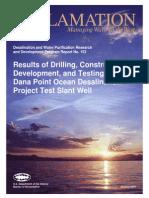 Report152 Ocean Desalination