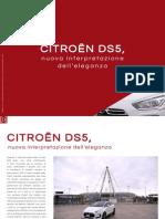 Citroën DS5, nuova interpretazione dell'eleganza