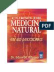 Medicina Natural en 40 Lecciones Dr e Alfonso PDF