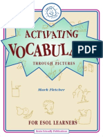 ESOL Activating Vocabulary Through Pictures
