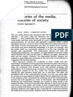 Bennett TheoriesOfMediaAndSociety