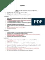 DOMANDEcertificazione Energetica 2 - Copia