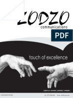 Zodzo Communications Profile