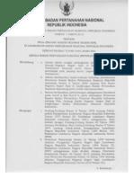 Peraturan Kepala BPN RI No.1 Tahun 2013