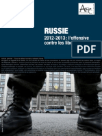 Rapport Russie 2012 2013 LD