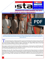Posta Profile January 2014 Issue 1