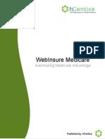 hCentive Webinsure Medicare Part D & Part C Platform