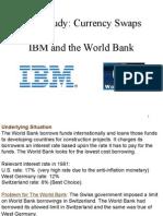 Case - Swapsibmworldbank