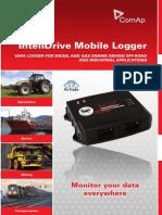 InteliDrive Mobile Logger Datasheet 2011-09
