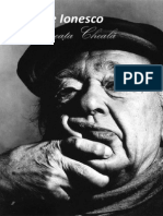 Eugene Ionesco Cantareata Cheala