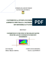 Spectroscopie de Fluorescenta