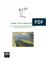 Aquatic Weed Control in Ponds 7-3-07