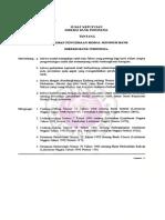 n.surat Keputusan Direktur BI Kewajiban Penyedian Modal Minimum Bank