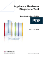 CP Appliance HW Diagnostic Tool AdminGuide