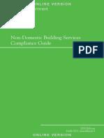Non-domestic Building Compliance Guide 2010
