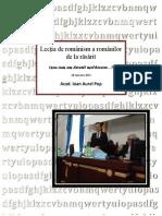 Lecția de românism a românilor de la răsărit   (sau cum am devenit moldovean…)  de Acad. Ioan-Aurel Pop