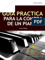 eBook Comprar Un Piano