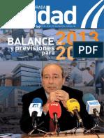 Revista Fuenlabrada Ciudad - Febrero de 2014
