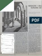 Magiczne i Okultystyczne Korzenie Hitleryzmu