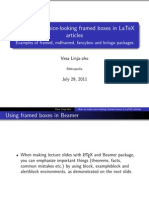 LaTeX_fontspec package pdf | Typefaces | Application Software