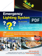 Emergency Light Gen. Info.