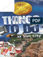 Sunc Things to Do Booklet