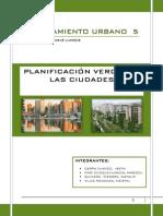 Planificacion Verde en Las Ciudades