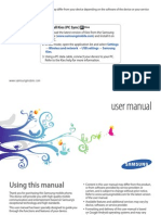 Samsung Galaxy S SCL GT I9003 User Manual (GT-I9003_UM_EU_Eng_Rev.1.0)
