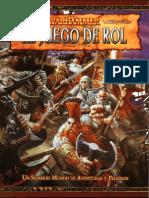 Warhammer El Juego de Rol (2a Edicion)