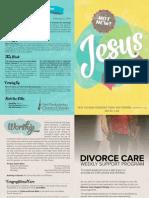 02.02.14 Genesis Bulletin | First Presbyterian Church of Orlando