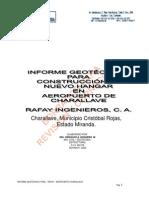 Informe Geotecnico - Rafay - Aeropuerto Charallave - First Draft