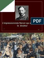 Renoir a Peint Dans La Douleur
