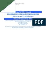 2013 EYE Call for Proposals Text en (2)