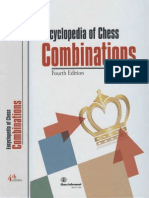 Encyclopedia of Chess Combinations (4th Ed) - JPR504